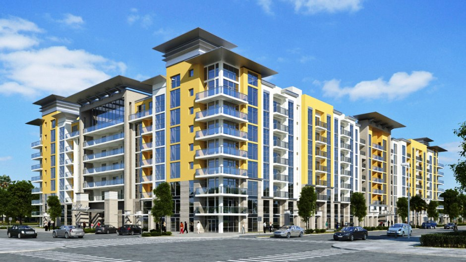 New Apartment Complex The Size Of A City Block Rent Com Blog