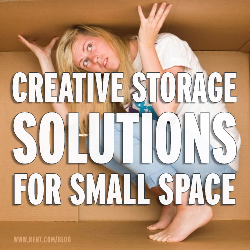 Storage Solutions Small Space