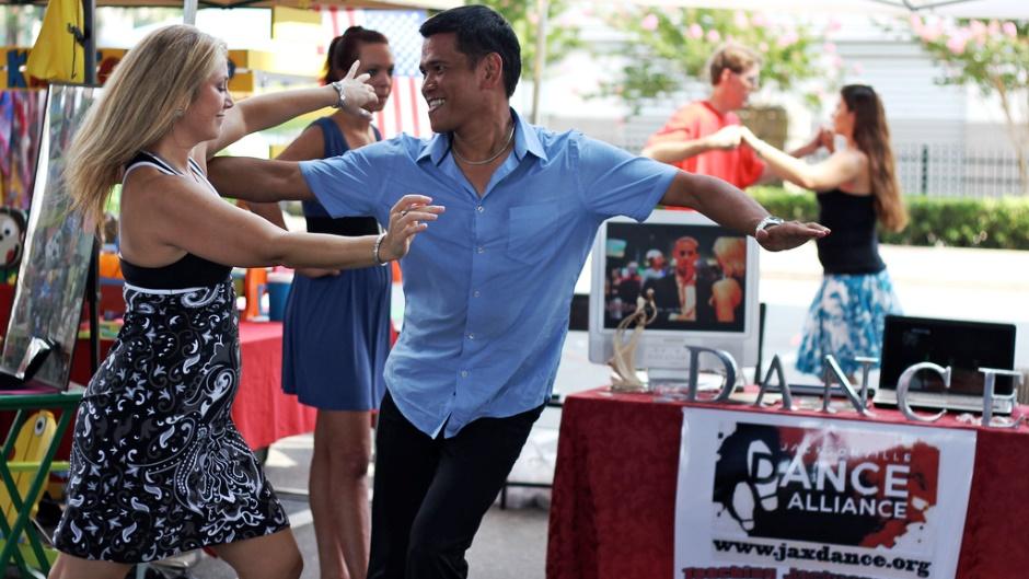Summer Activities in Jacksonville - Riverside Arts Market