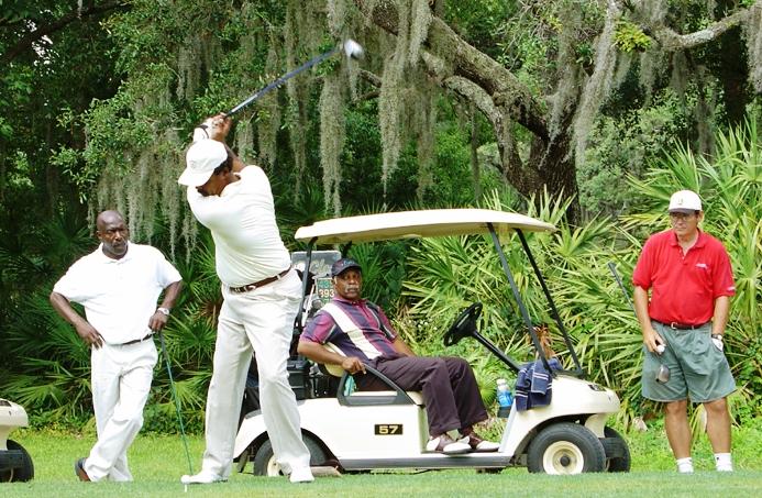 Summer Activities in Tampa - Golfing