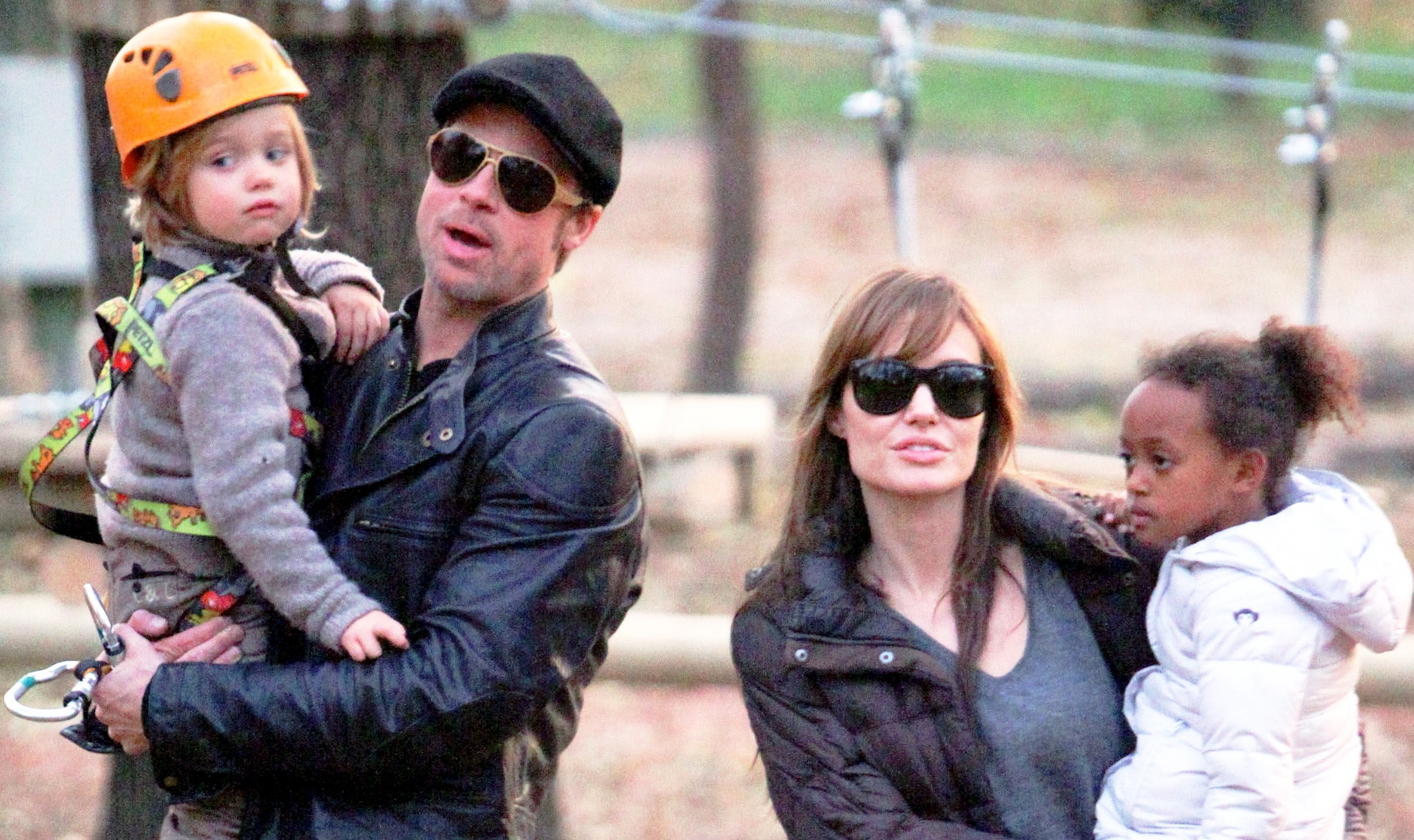 The Best Advice from Celebrity Dads - Brad Pitt