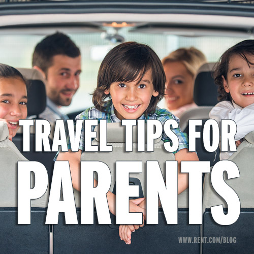Travel Tips for Parents