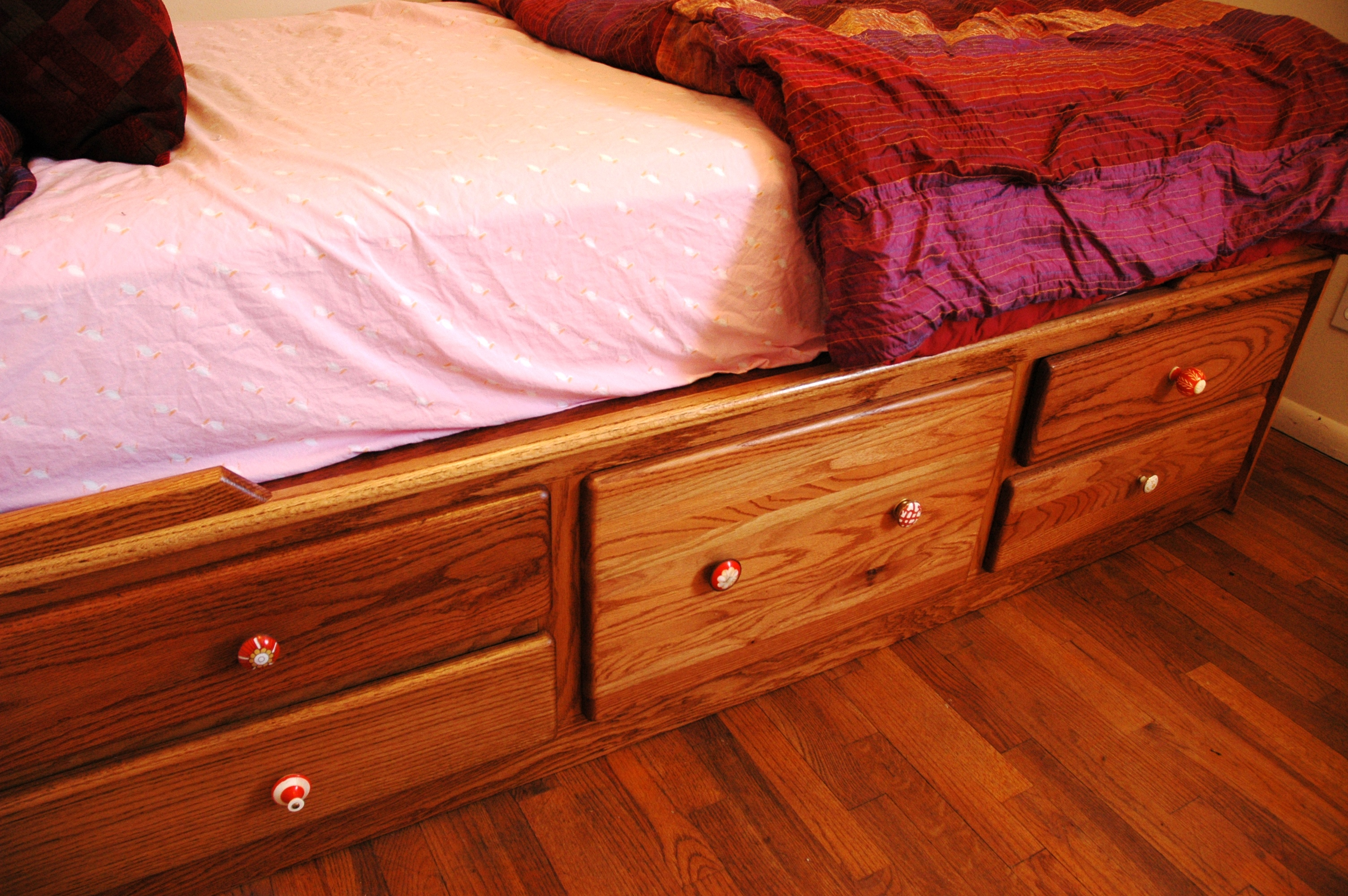 6 Ideas to Open Up a Tiny Bedroom Space - Under the Bed Storage