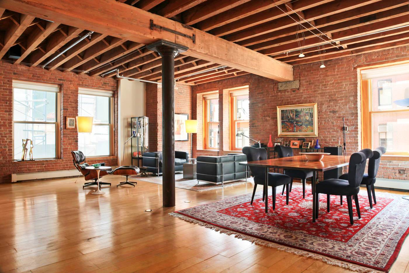 Get the Look Orlando Bloom's New NYC Apartment - Hardwood