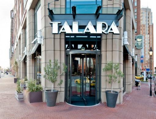 Summer Activities in Baltimore - Talara Restaurant