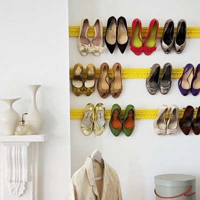 A Shopaholic's Guide to Closet Organization Bliss - High Heel Overload