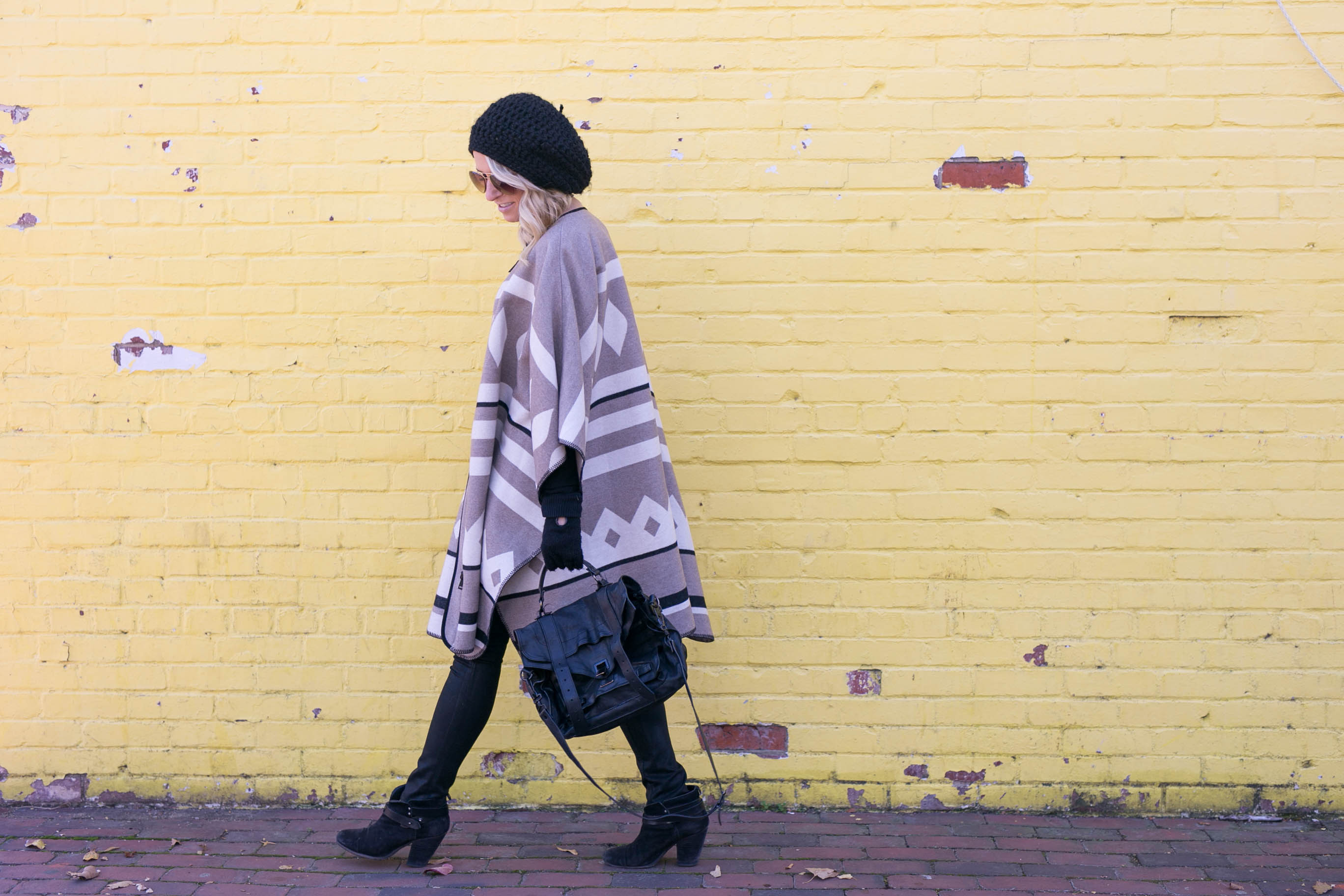 5 Ways To Survive Winter In DC - Bundle Up In Style 2