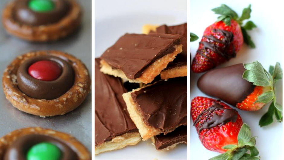 8 Quick And Easy Holiday Treats