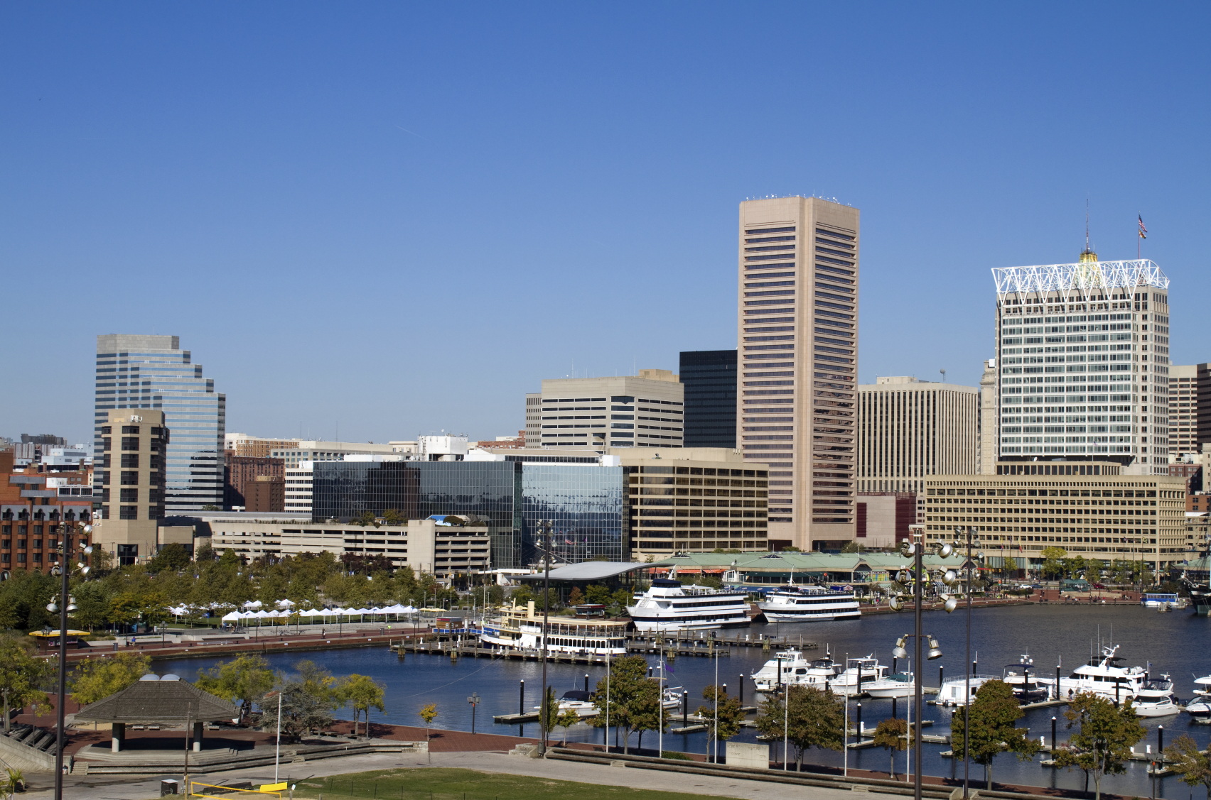 Top 10 Cities for Post Grads- Baltimore