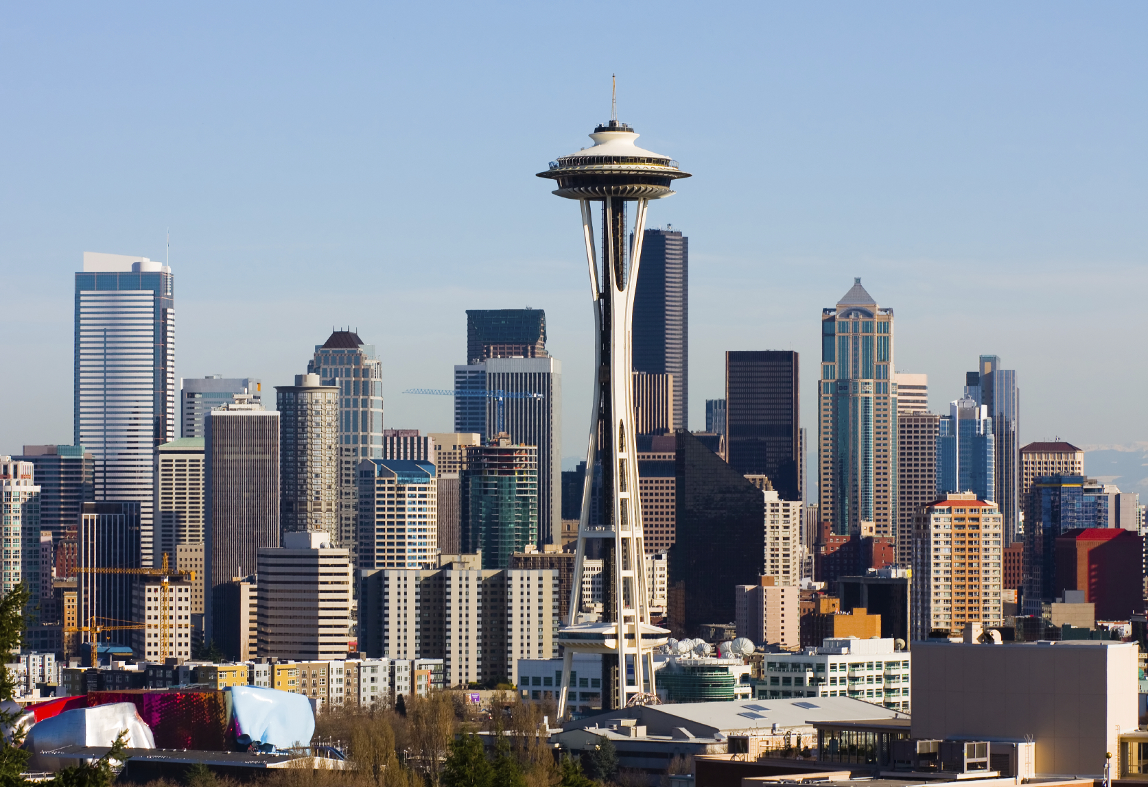 Top 10 Cities for Post Grads- Seattle