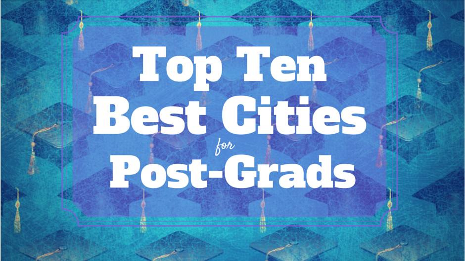 Top Ten Best Cities for Post-Grads copy