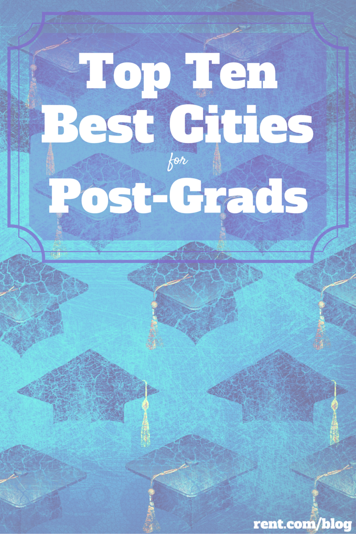 Top Ten Best Cities for Post-Grads
