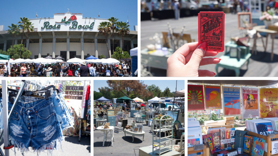 A Locals Guide to the Rose Bowl Flea Market