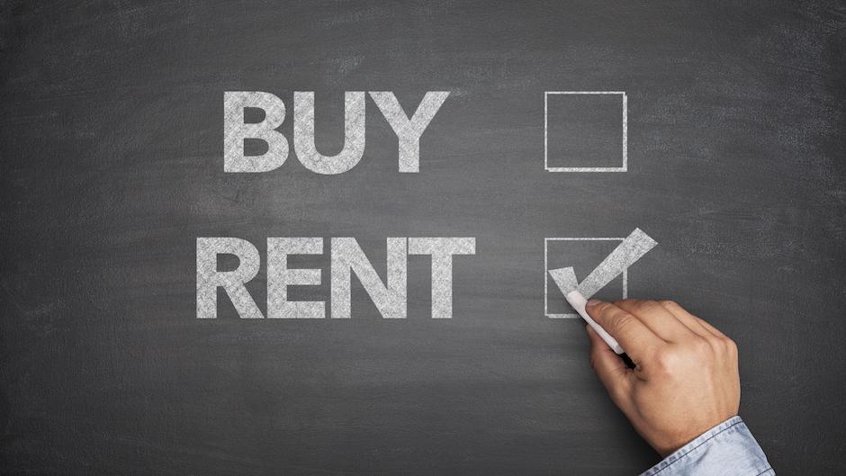 Millennial Generation is Choosing to Rent