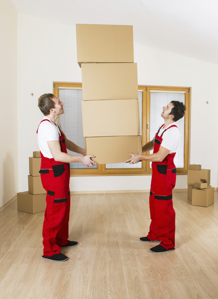 Moving Tips The 3 Types of Moves - The Full Service Move