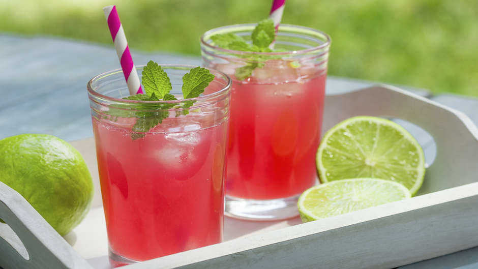 Cool Refreshing Summer Non Alcoholic Drinks