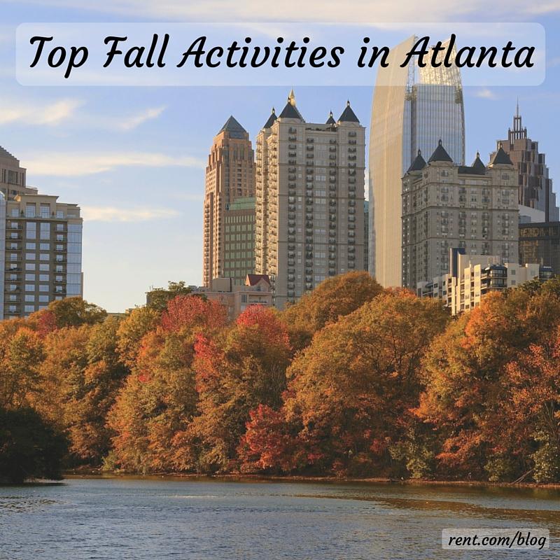 Apartments In Atlanta Ga Under 1200: Top Fall Activities In Atlanta