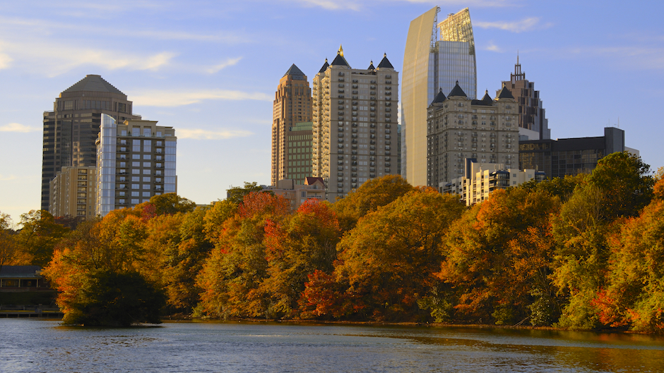 Top Fall Activities to do in Atlanta