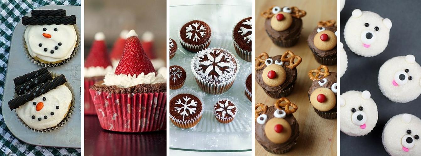 Holiday Cupcake Ideas