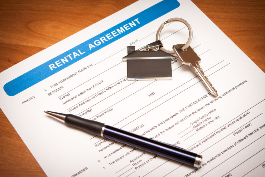 Sample Letter To Give Notice That You Will Not Renew Lease - Private rental lease agreement template