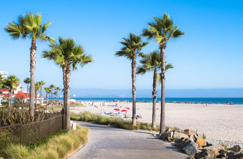 San Diego Beach Apartments