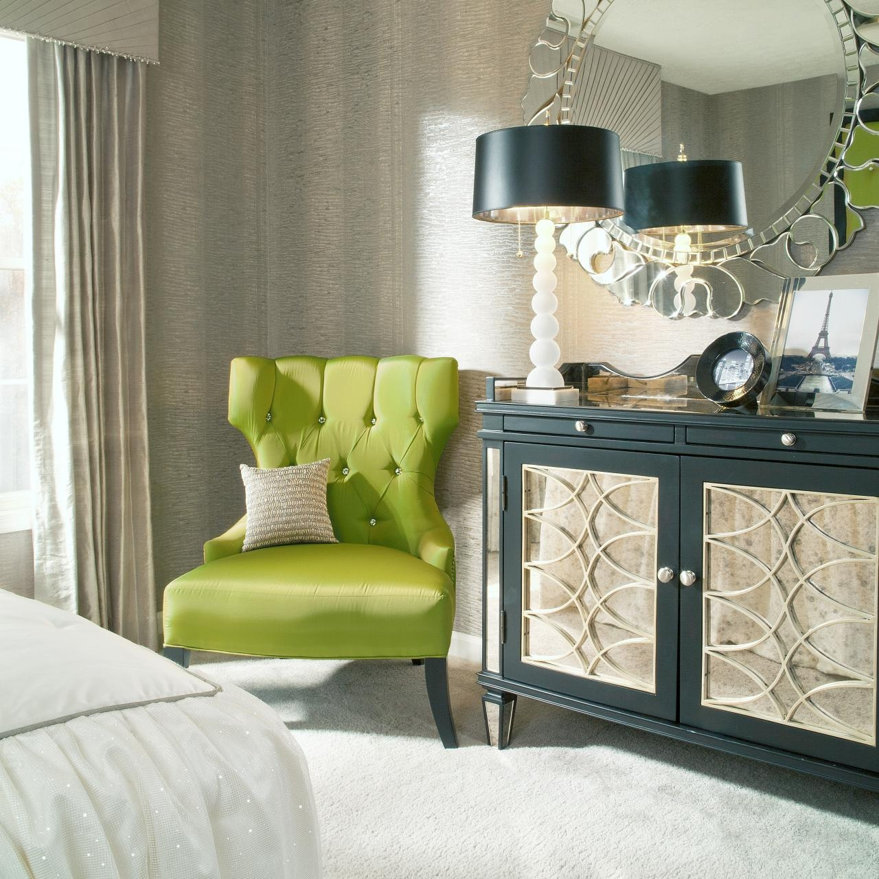 Cool Lime Green Accent Chair Homesfeed Lime Green Accent Chair - Richad Studio