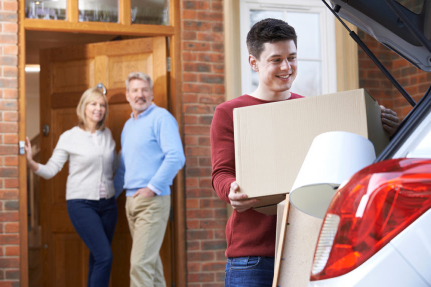 15 signs it 39 s time to move out of your parents 39 house for How to rent out a property