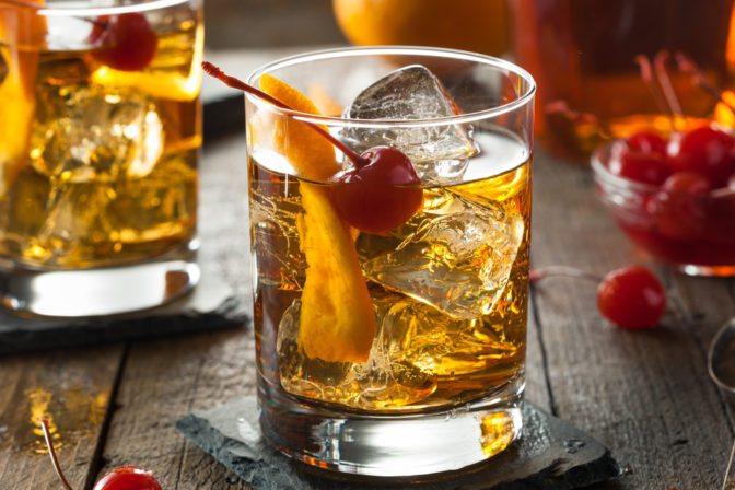 bourbon cocktail recipes