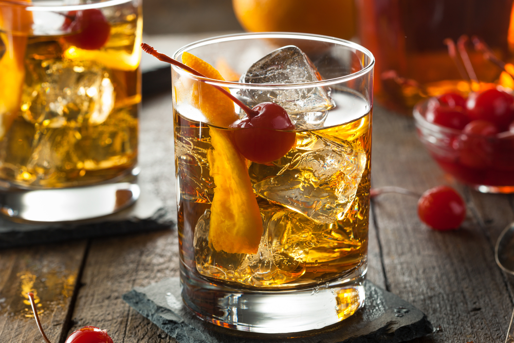 Easy Cocktail Recipes with Bourbon