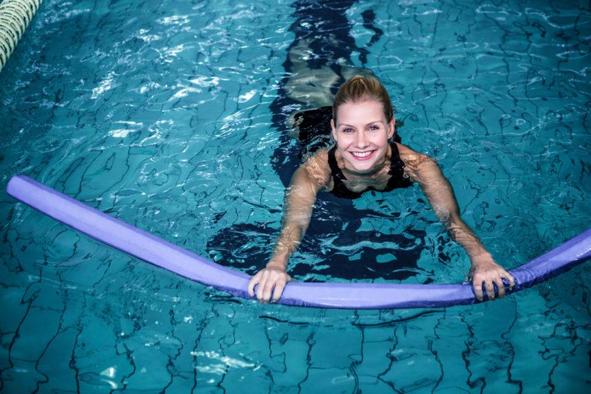 pool workouts