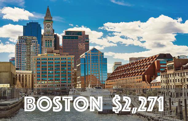 Boston Apartment rent