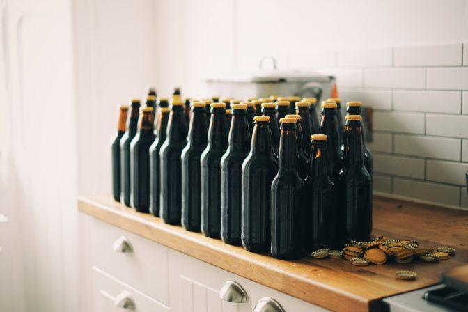 make beer at home
