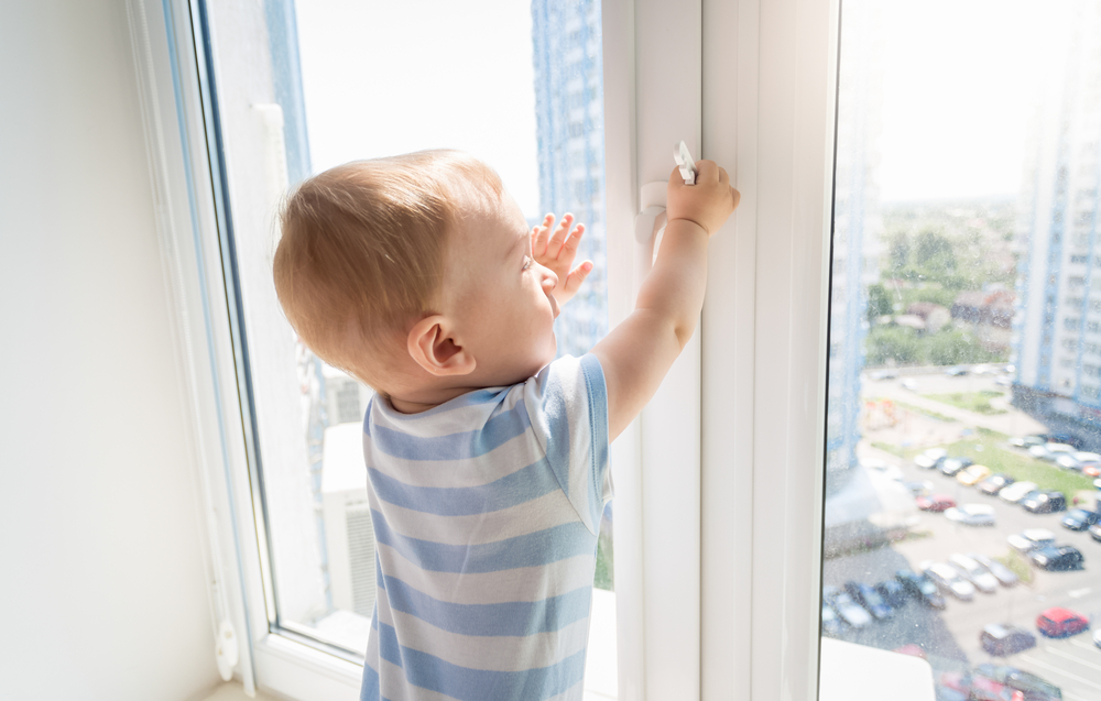 baby proofing your apartment