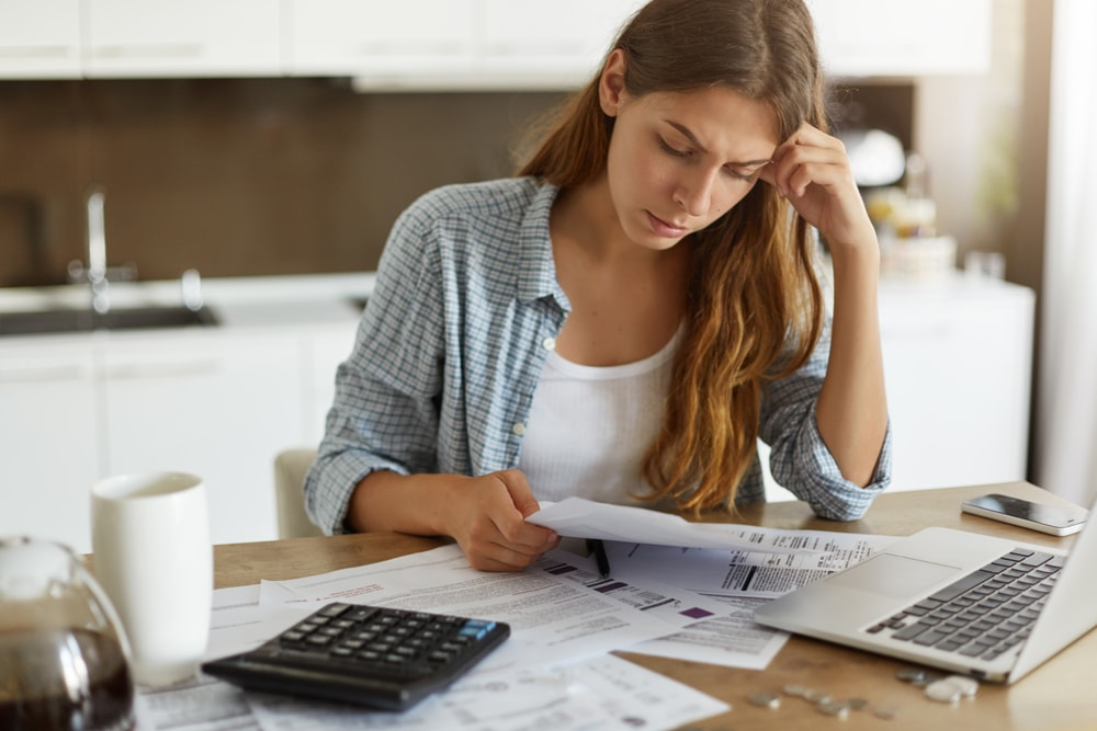 renting with bad credit