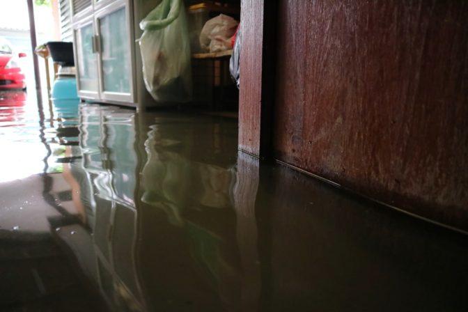 apartment flooding
