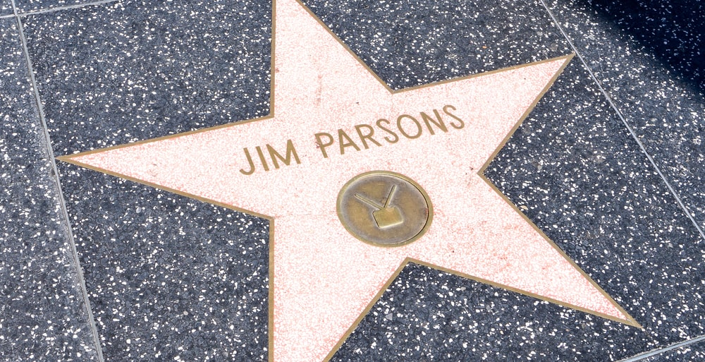 jim parsons hollywood star