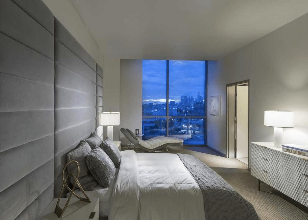 bedroom at 3033 Wilshire