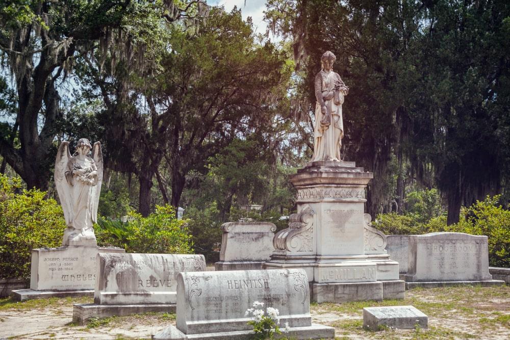 savannah ga graveyard