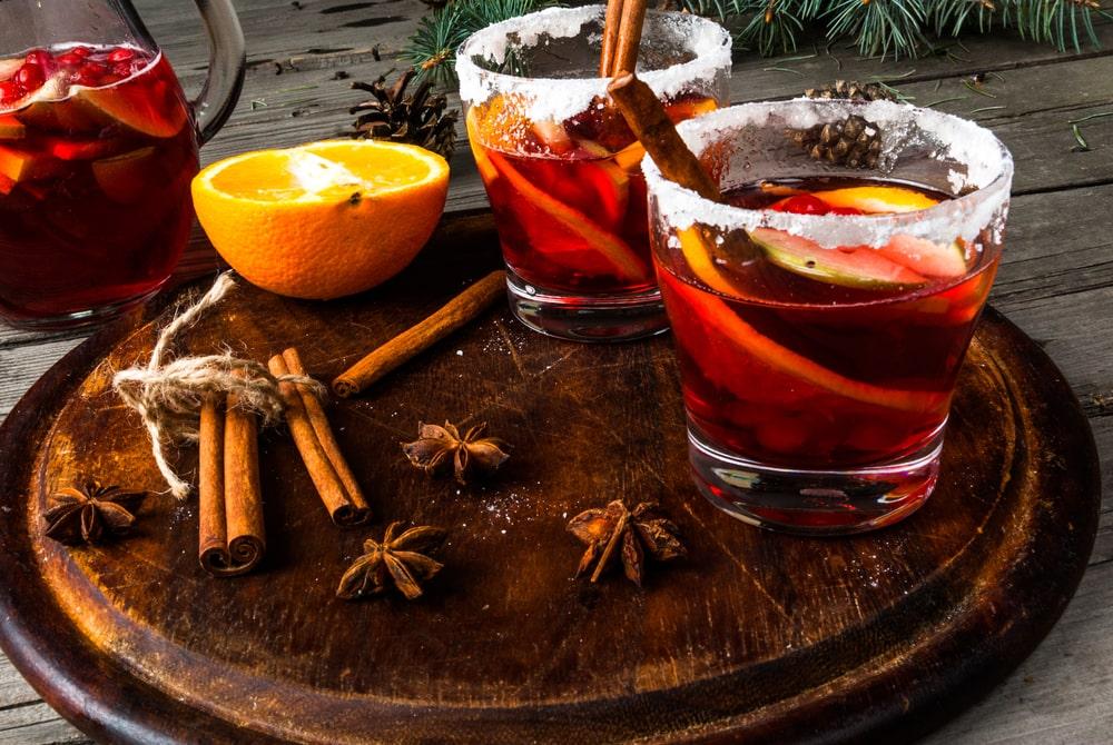 thanksgiving alcohol