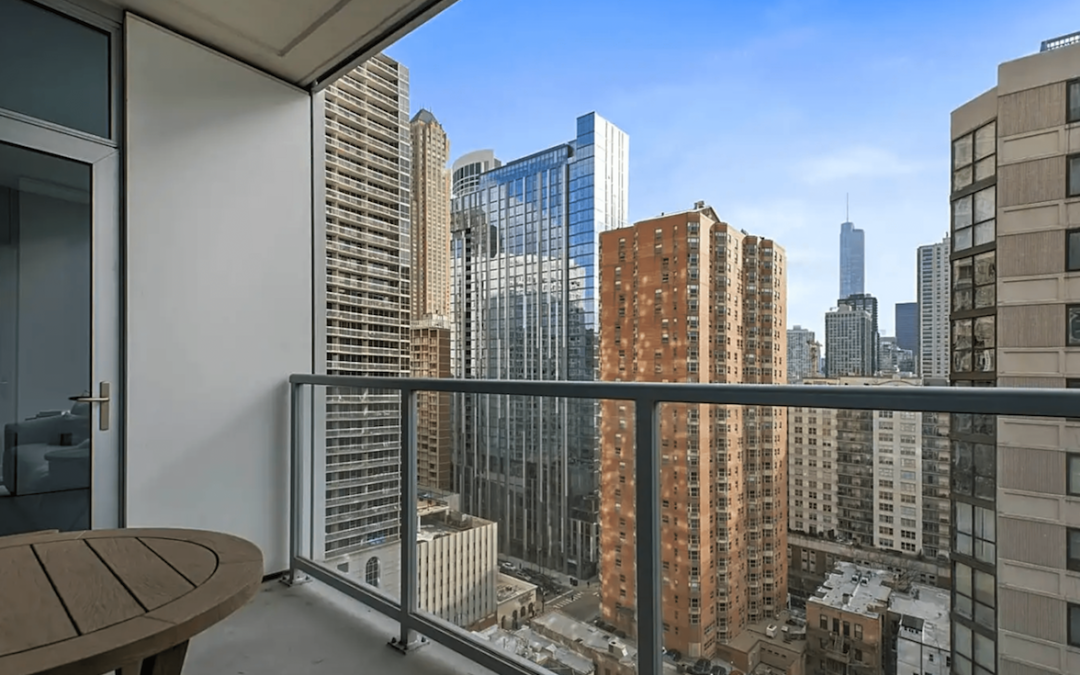 This Chicago Apartment is a Steal at ONLY $16,713 a Month