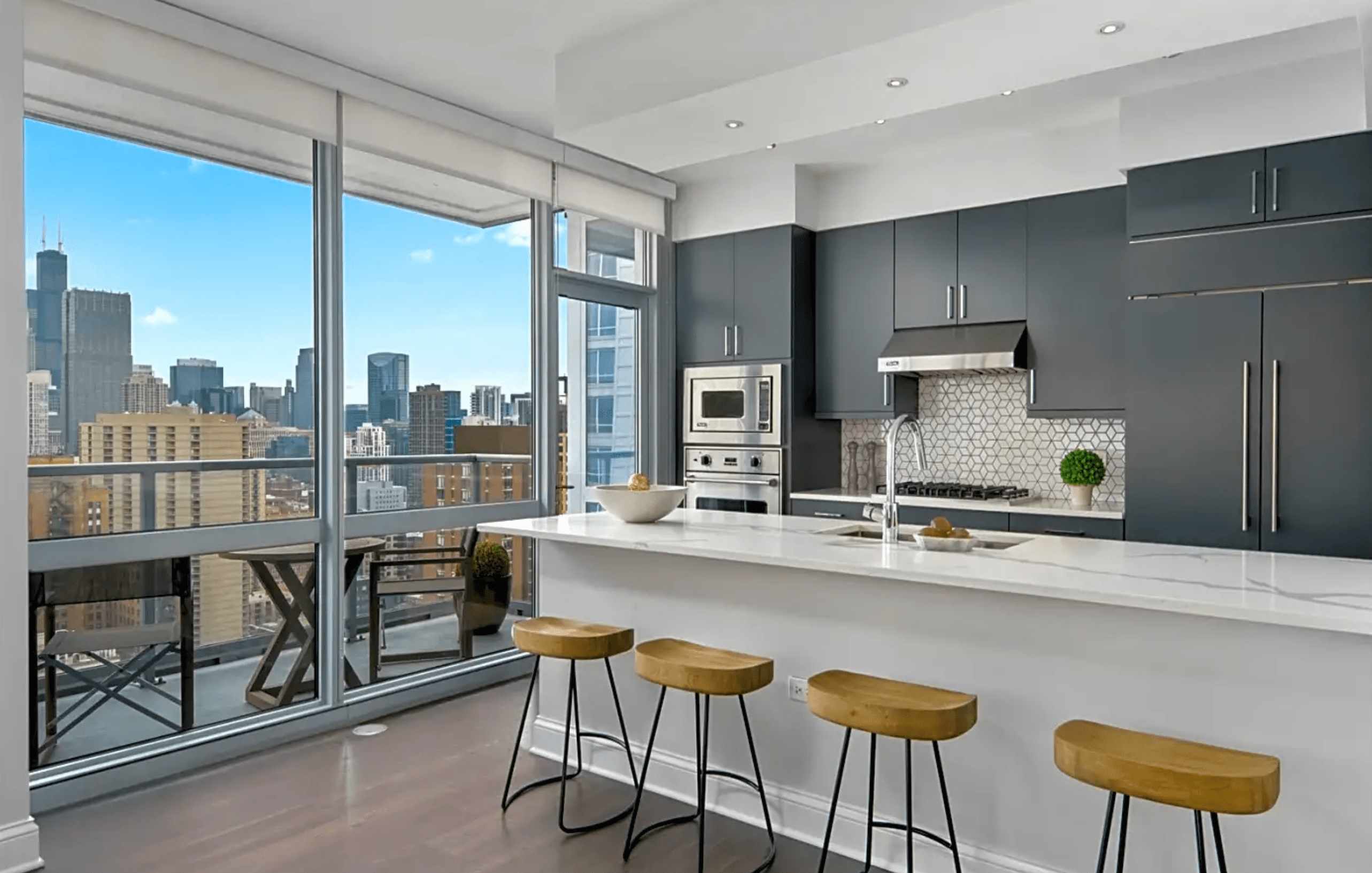 This Chicago Apartment is a Steal at ONLY $16,713 a Month ...