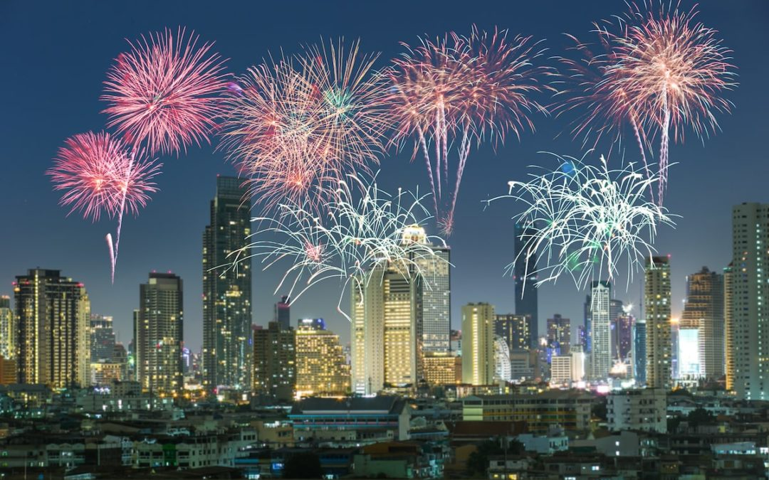 10 Unique New Year's Celebrations Across the Country