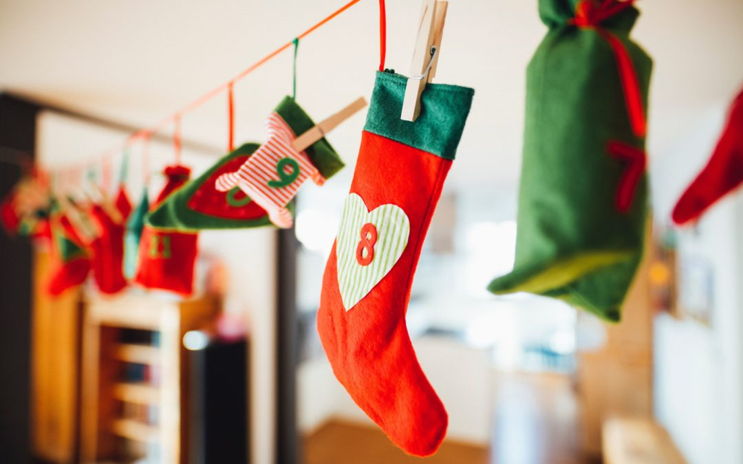 6 Places to Hang Stockings if You Don't Have a Fireplace
