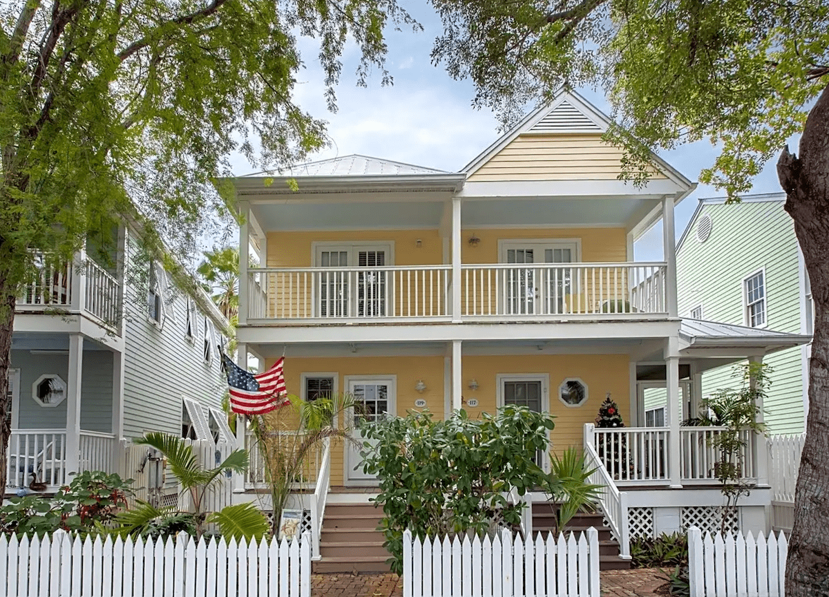house for rent at stock island in the florida keys
