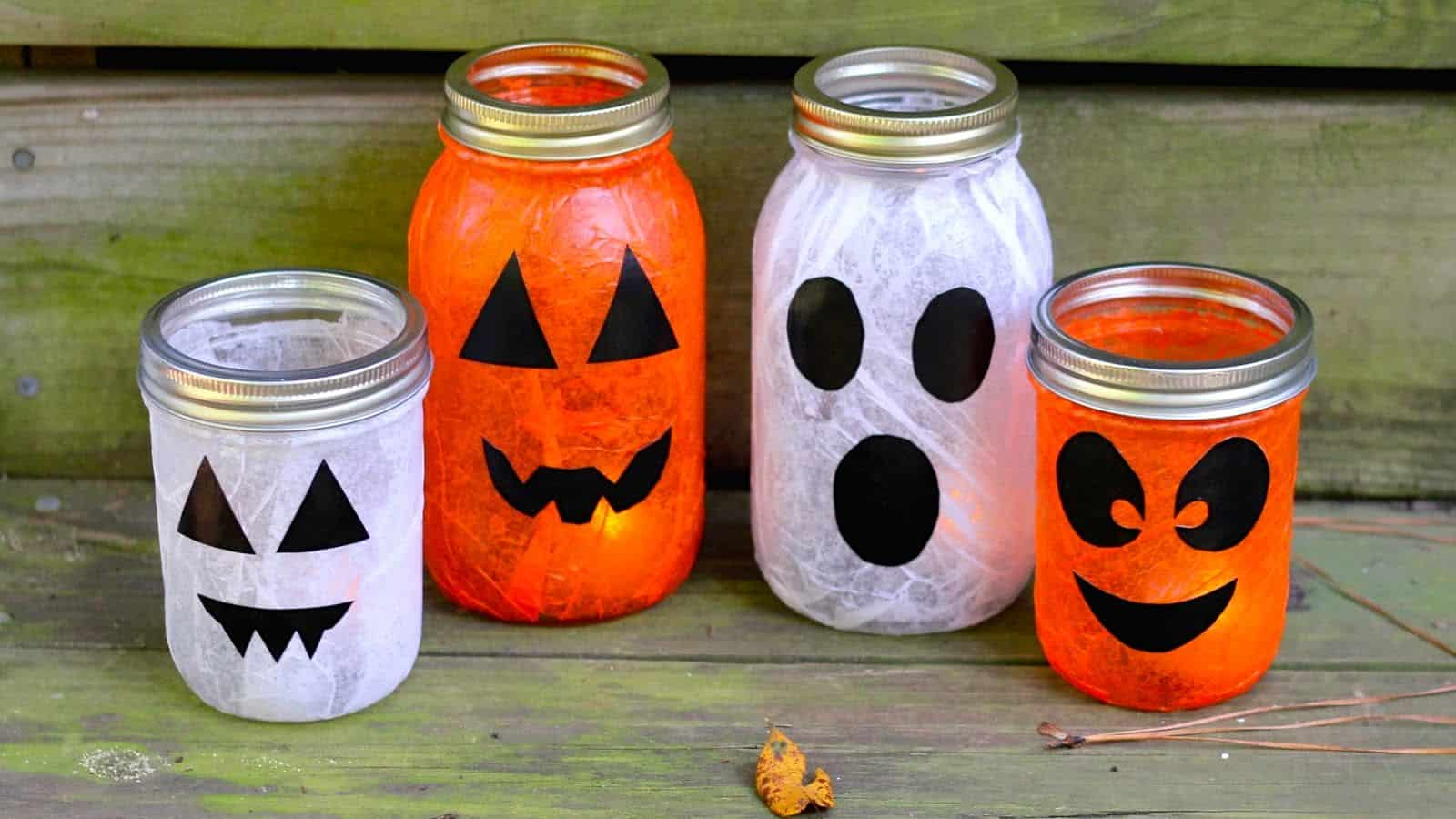 8 Quick And Easy Halloween Craft Decoration Ideas Rent Blog