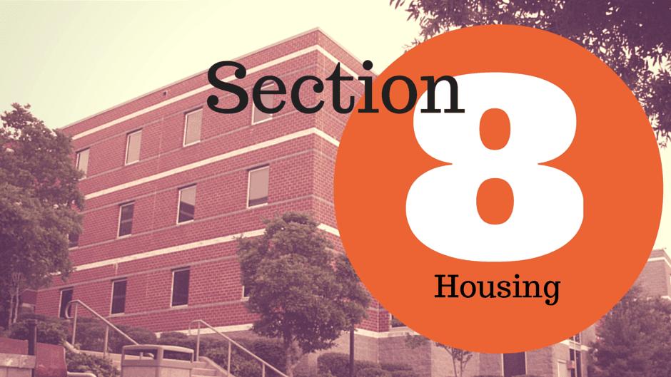 Section 8 Housing: The Basics - Rent Blog