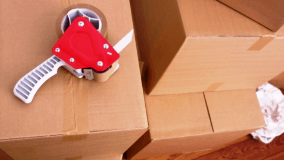 Simple Ways to Find Free Moving Boxes - Rent Blog