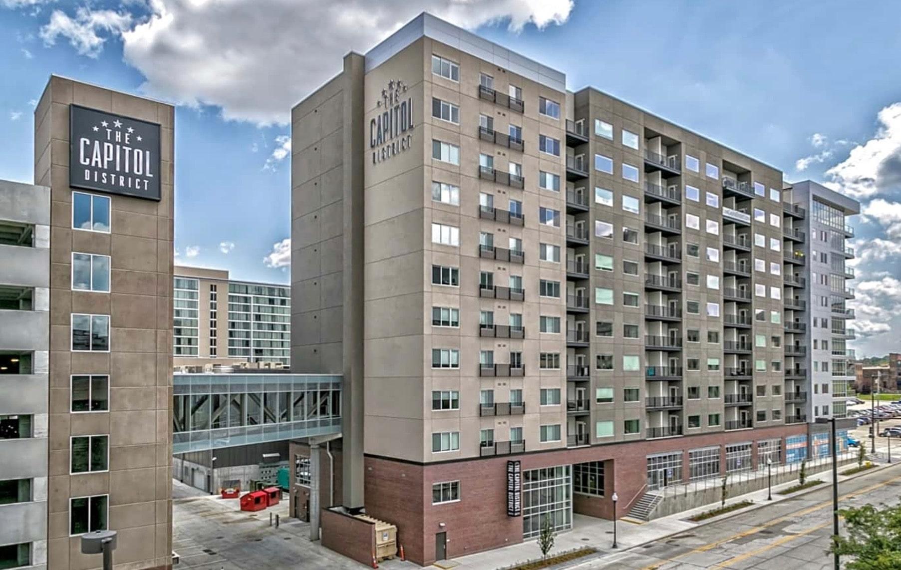 Capitol District Apartments Omaha