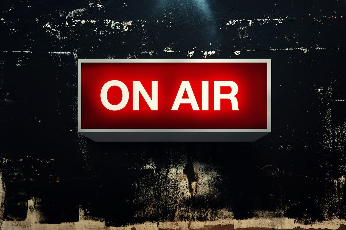 on air sign