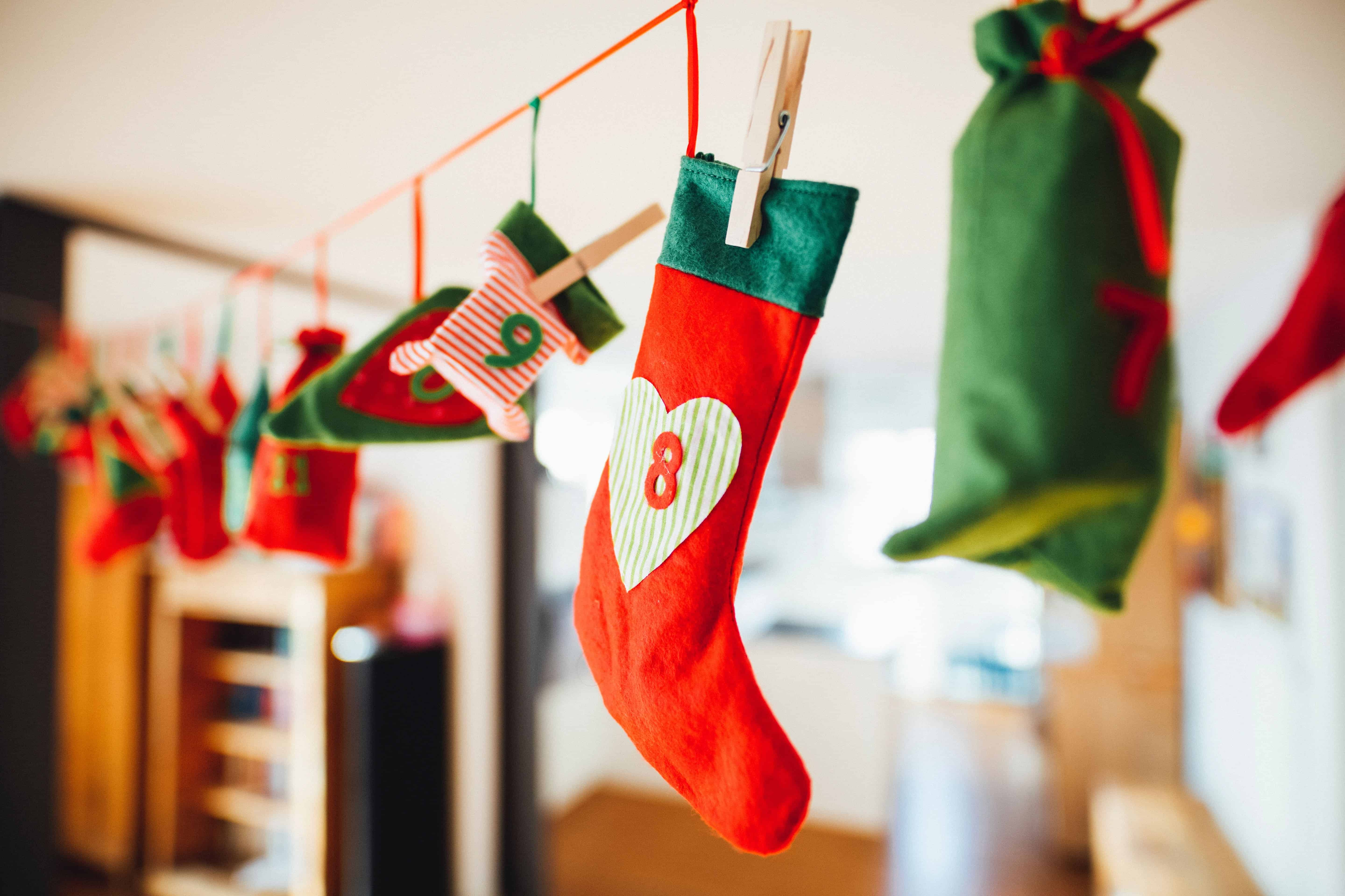 6 Places To Hang Stockings If You Don T Have A Fireplace Rent Blog
